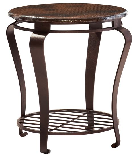 Round Dining Room Table Set round end table bernhardt