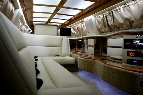 Limousine Interior Design by Image Gallery Limo Interior