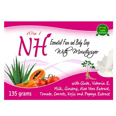 Gluta Fruitamin Soap 10 In 1 By Pretty White Thailand Bpom nh soap gluta 10 in 1 nutri health international