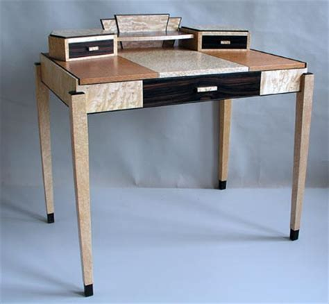 deco style writing desk deco writing desk