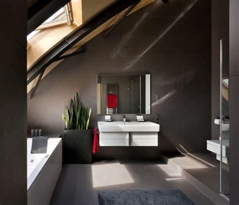 am駭ager une chambre dans les combles salle de bain dans combles exemple de salle de bains sous