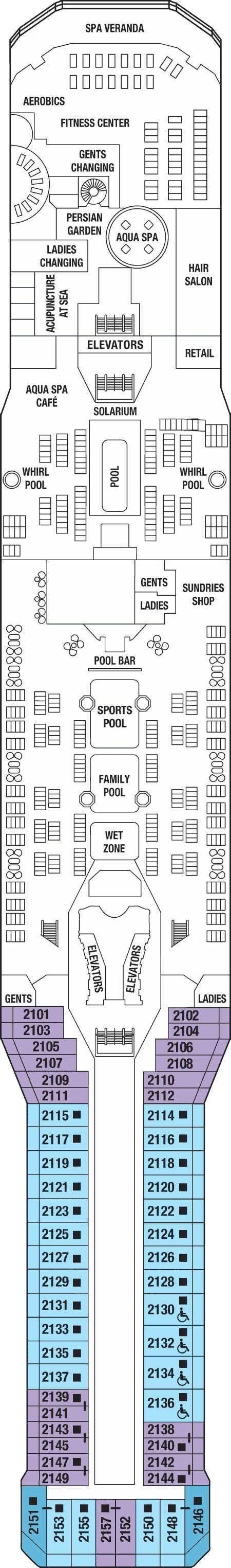 celebrity solstice floor plan celebrity solstice deck plans