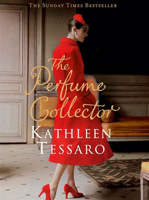 the perfume collector a novel book reviews the perfume collector by tessaro