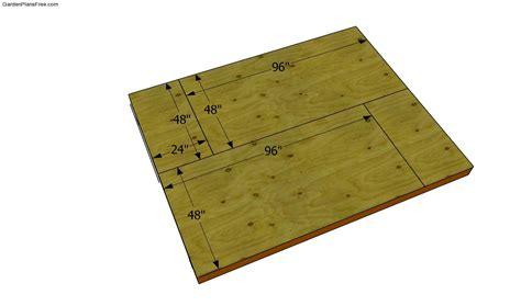 Plywood For Shed Floor by Garden Shed Plans Free Free Garden Plans How To Build Garden Projects