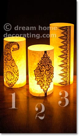 How To Make Lantern At Home With Paper - design decor disha an indian design decor