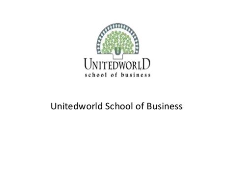 Aicte Approved Mba Colleges In Ahmedabad by Pgdm Colleges In Gujarat Unitedworld School Of Business