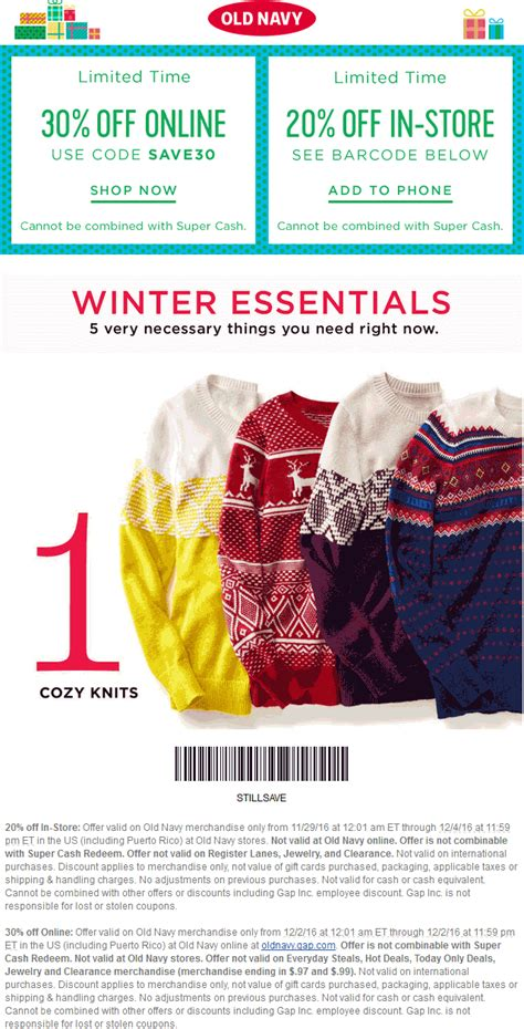 old navy coupons december old navy coupons 20 off online at old navy via promo