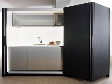 cucina armadio a scomparsa angolo cottura in soggiorno cucine moderne scopri come