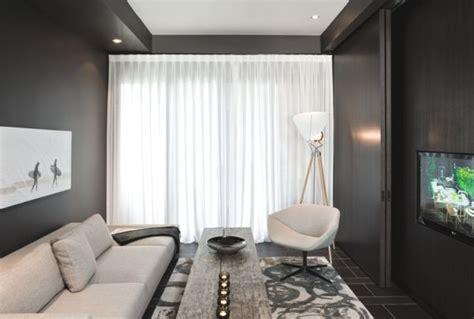Dream Contemporary Townhouse Interior Design Modern Apartment Inside