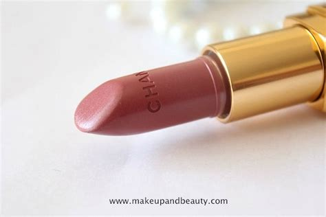 Chanel Lipstick Madamoiselle chanel coco lipstick mademoiselle review swatch fotd