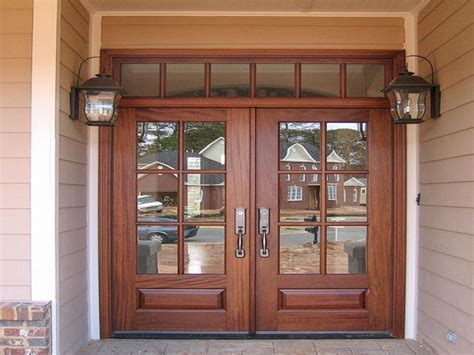 prairie style exterior doors front entry door handles
