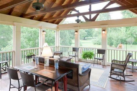 interior screen porch designs images the porch company