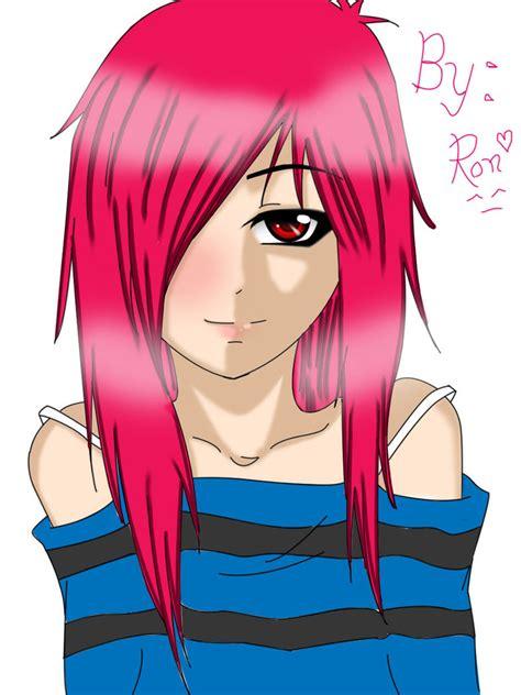 imagenes emo de anime emo gifs animados