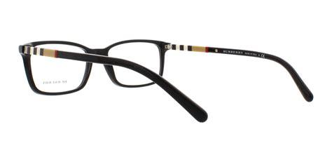 burberry eyeglasses be2199 3001 black 53mm ebay