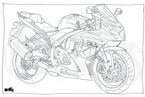 bmw motorcycle coloring pages erwachsenen f 228 rbung seite motorrad motorrad f 228 rbung