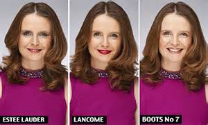 what makeup do they use for ambush makeover on today show with hoda and kathy what makeup do they do on ambush makeovers on the today
