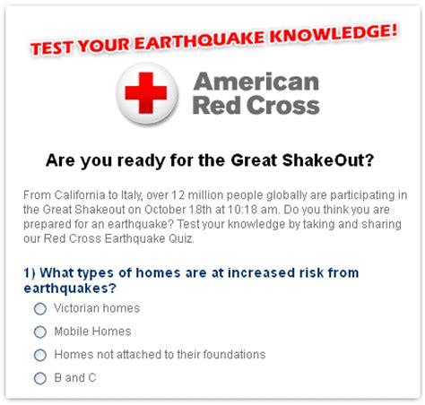 earthquake quiz earthquake quiz