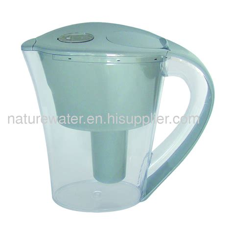 Carbon Active King Filter water pitcher with carbon filter inside products china