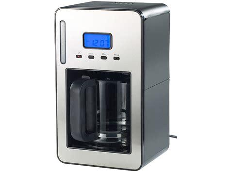 Kaffeemaschine 2 Tassen Test 1066 by Rosenstein S 246 Hne Kaffeeautomat Programmierbare