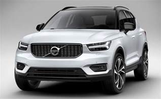 Volvo Crossover 2018 Volvo Xc40 Crossover Officially Unveiled