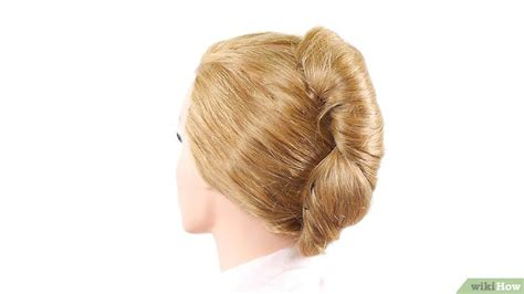 how to french twist hair 9 steps with pictures wikihow 3 cara untuk membuat rambut model french twist wikihow