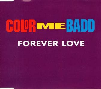 color me badd songs forever color me badd song