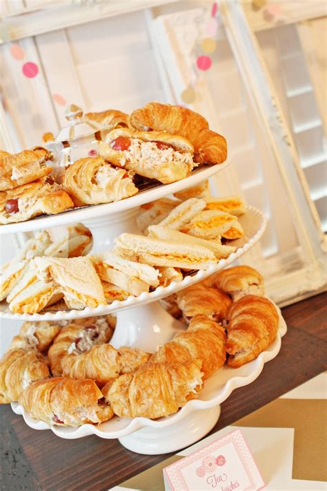 Finger Sandwiches Ideas For Baby Shower by Pb J Jacqueline S Vintage Tea Baby Shower