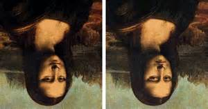 Face Or Vase Optical Illusion Mona Lisa Optical Illusion Are The Upside Down Faces The
