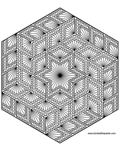 coloring castle mandala pages geometric mandala coloring pages coloring home