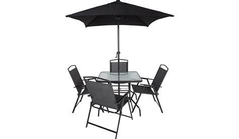 Asda Table And Chairs Garden by Miami 6 Patio Set Garden Furniture George At Asda