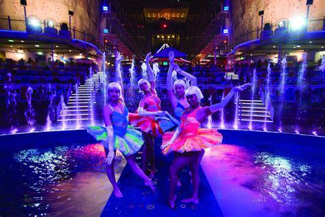 cirque du soleil nasa  lift companys global sales