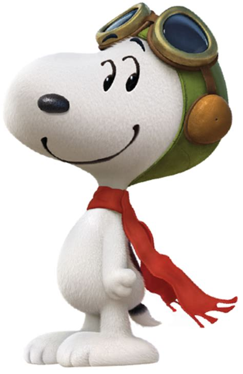 Peanuts Snoopy Baby Figure flying ace peanuts 2015 by bradsnoopy97 on deviantart