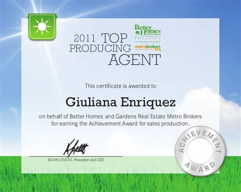 better homes and gardens metro brokers