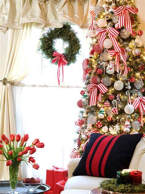 clasicas  modernas decoraciones de navidad