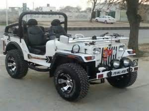 Punjab Open Jeep Modified Jeep Used Cars In Punjab Mitula Cars