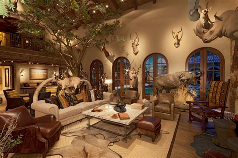 Make Your Dream House trophy rooms by animal artistry animal artistry