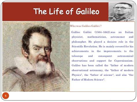 biography galileo galilei conclusion a biography of galileo galilei and his accomplishment