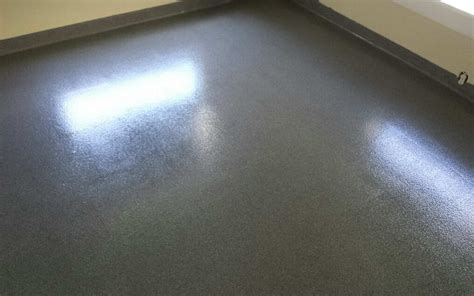 troweled applied 1 4 thickness urethane mortar floor