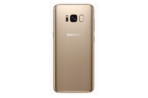 Samsung S8 Gold Second samsung galaxy s8 64gb maple gold rpshopee