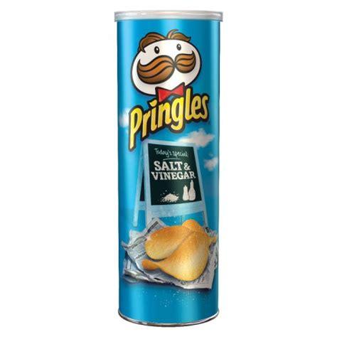 Pringles Salt Vinegar pringles salt and vinegar crisps snacks