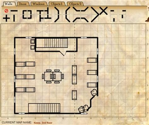 house map maker map creator dungeon