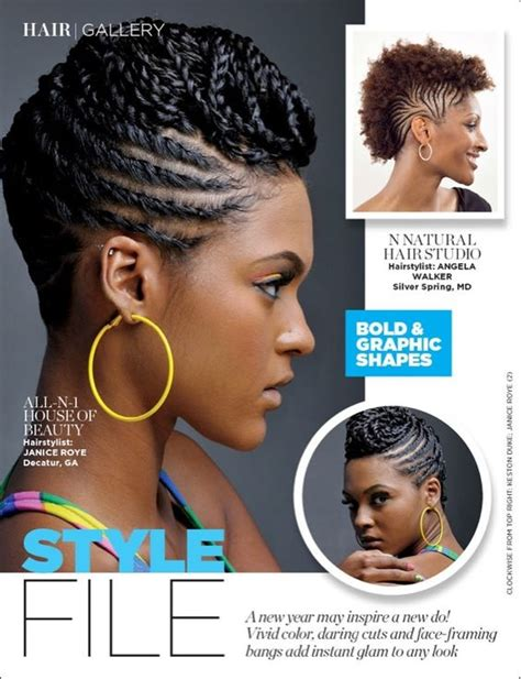 essence hairstyles gallery essence magazine hairstyles january 2013 essence