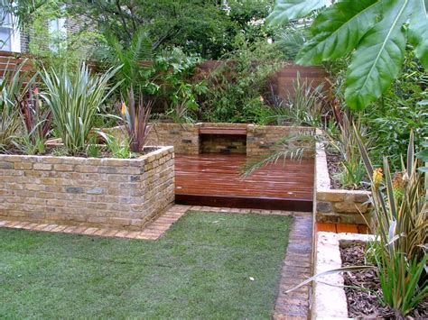 landscape gardener london decking roof gardens landscaper
