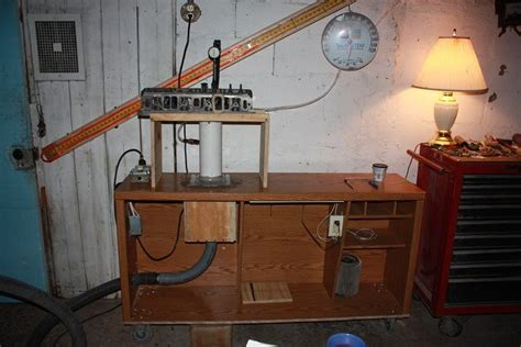 homemade flow bench home made flow bench the amc forum page 2