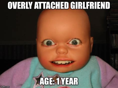 Overly Attached Girlfriend Meme Generator - image tagged in overly attached girlfriend imgflip