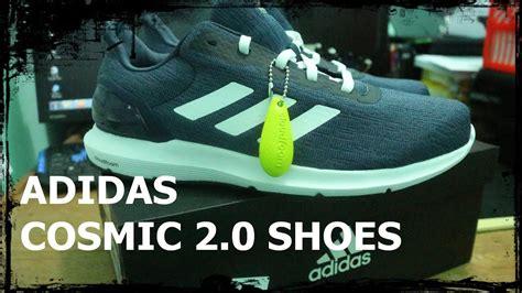 Sepatu Running Adidas Bb4345 Cosmic M unboxing adidas cosmic 2 0 shoes running sepatu lari review indonesia