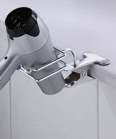 Cl On Dryer And Flat Iron Holder 1000 images about for the home guest bathroom remodel on shower heads gray