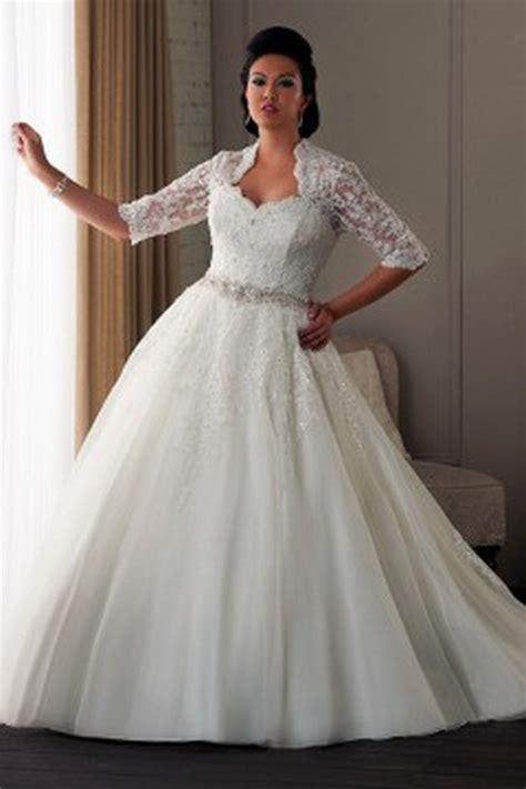 Large Size Wedding Dresses by Large Wedding Dresses