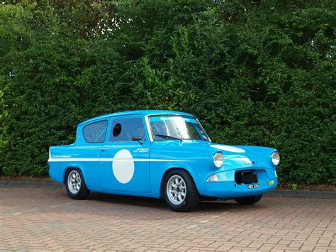 ford anglia 105e ford anglia 105e hscc race car nick whale sports cars
