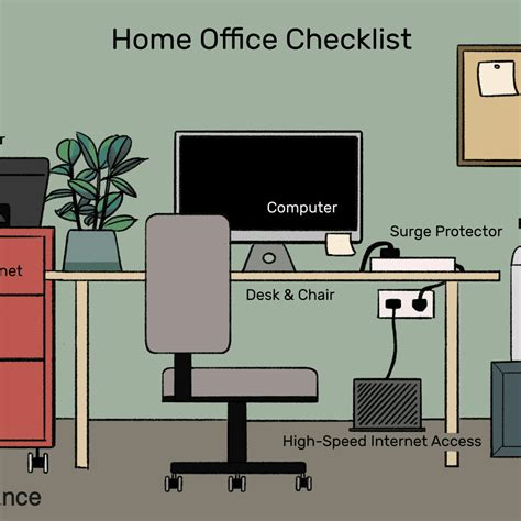 difference  office home  personal home office